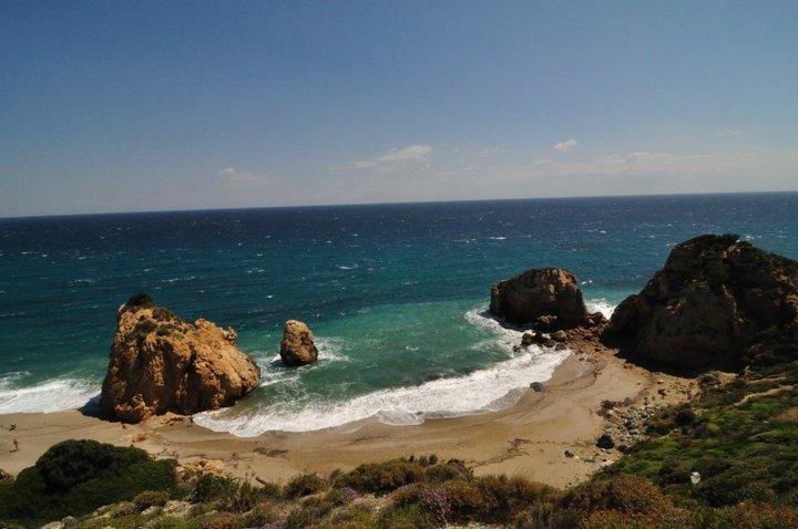 potistika volos beach