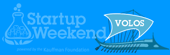 Volos start up weekend! (12/10/12)